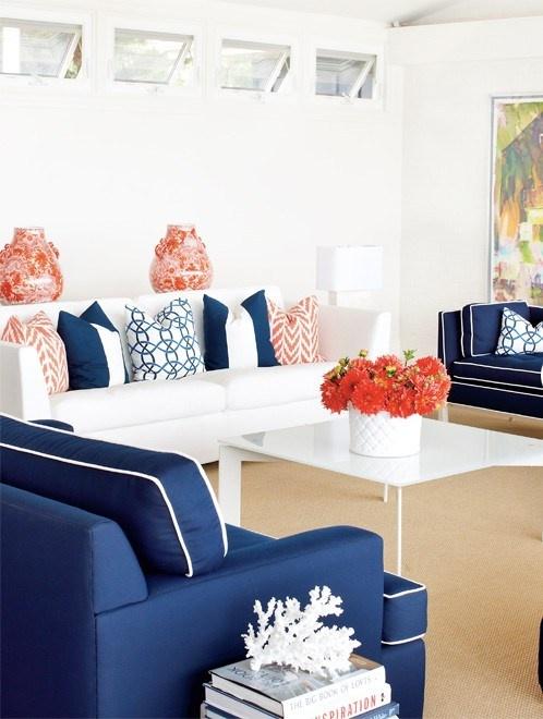 White living room ideas
