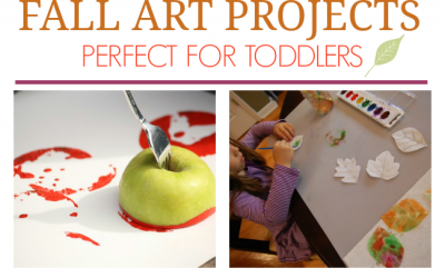 Fall Art Projects for Toddlers
