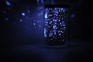 how to make a constellation jar fo rkids