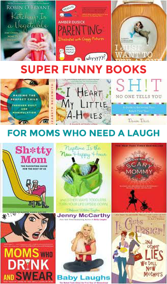 The Best Parenting Books for Really Cool Moms
