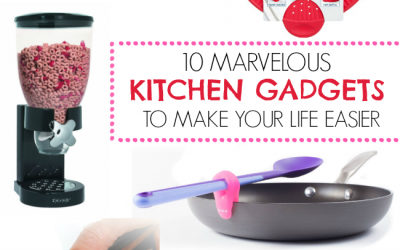 10 Marvelous Kitchen Gadgets