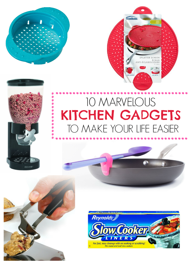 10 Marvelous Kitchen Gadgets That Make Life Easier - Love