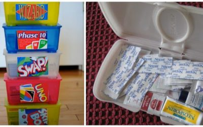 18 Clever Baby Wipe Container Hacks
