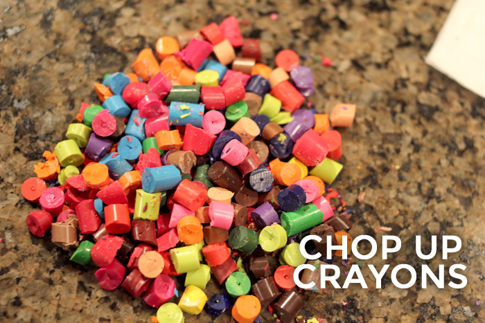 Snowman Crayons 1