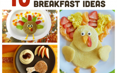 10 Fun Thanksgiving Breakfast Ideas