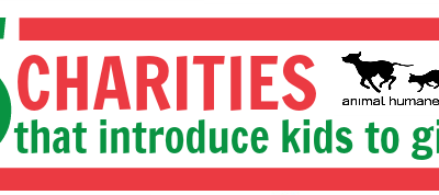Charities That Introduce Kids To Giving