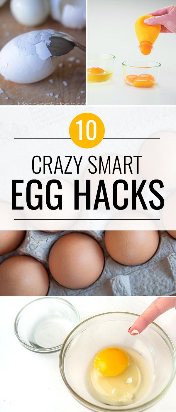 Egg Hacks
