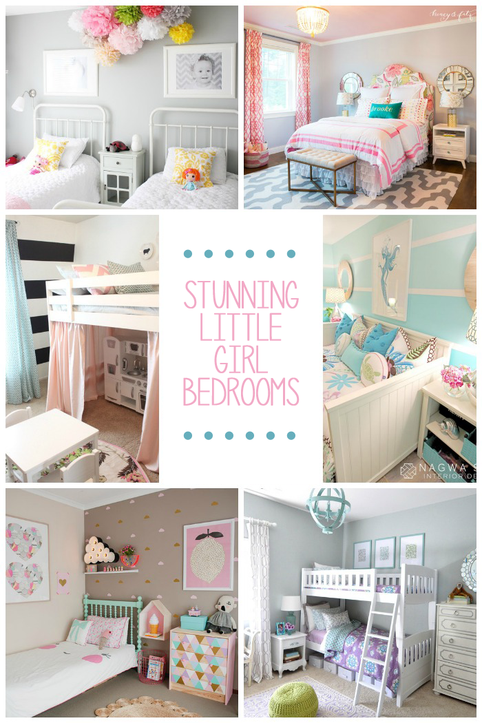 15 Stunning Little Girl Bedroom Ideas