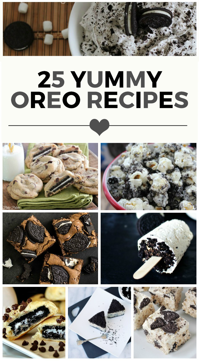 25 Delicious Oreo Recipes