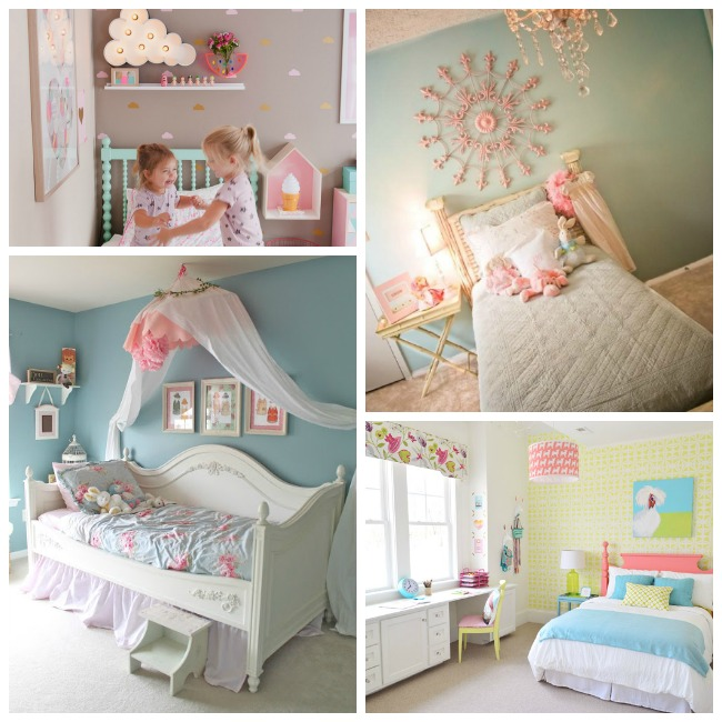 girlbedrooms7. 15 Gorgeous Little Girl Bedroom Ideas   Love and Marriage