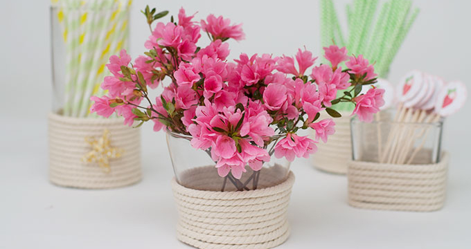 DIY Vase Craft