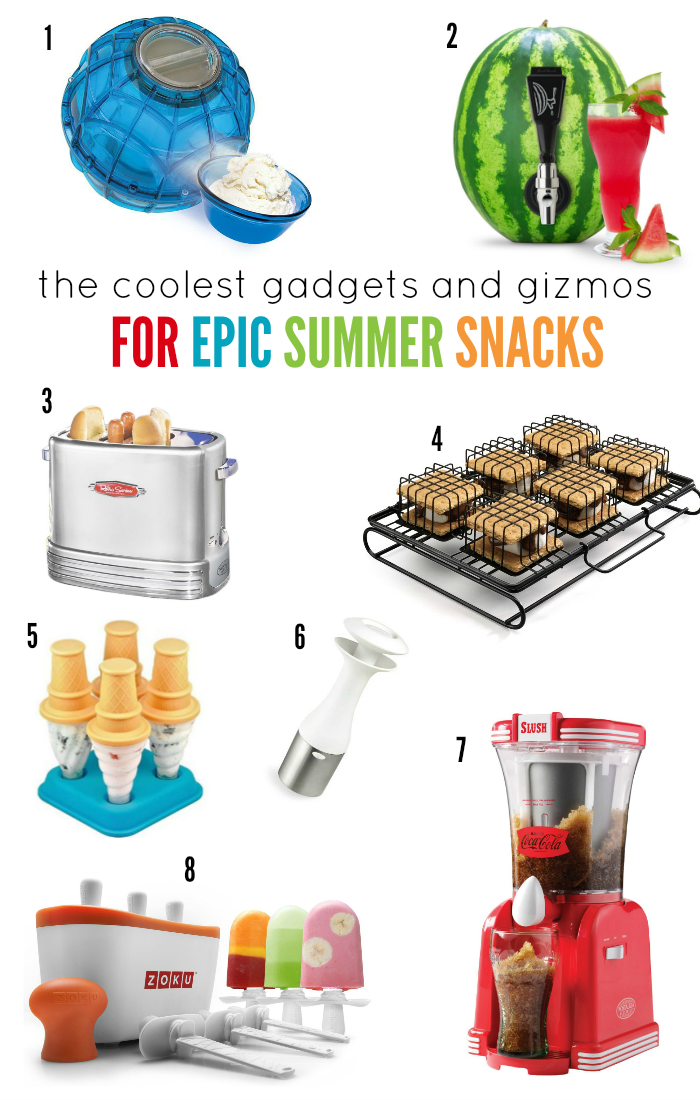 Epic Summer Snacks