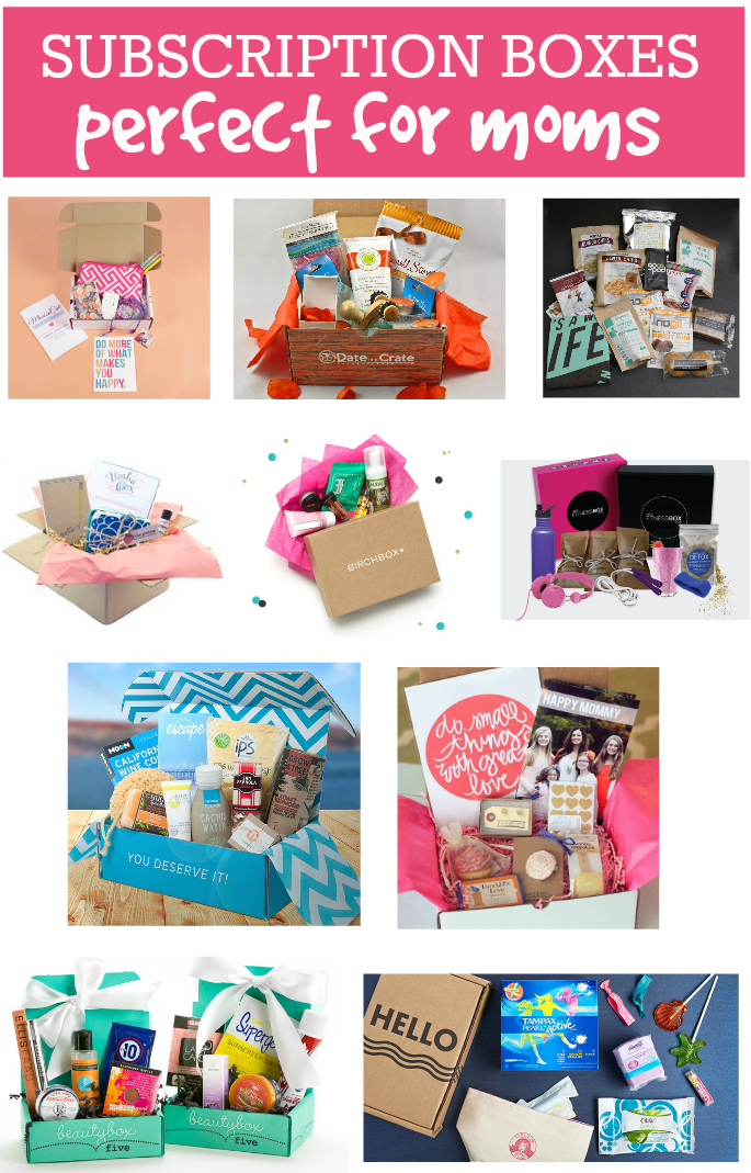 Boxes for Moms