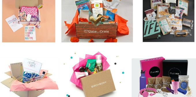 10 Amazing Subscription Boxes for Moms