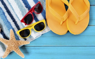 The Easy Way to Create a Summer Routine that Works!