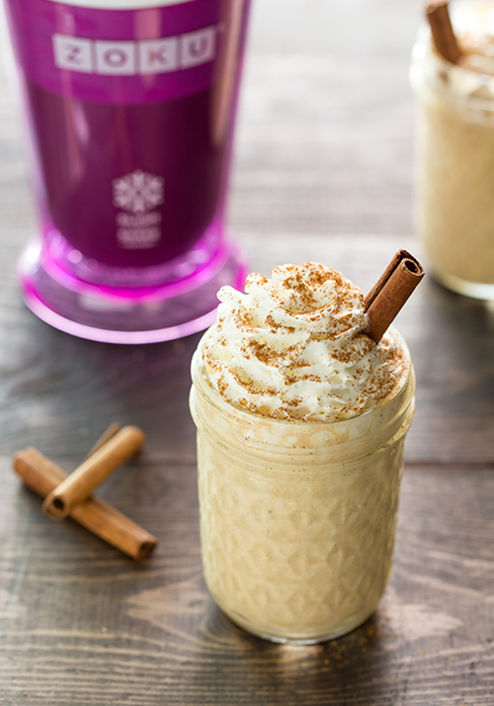 Pumpkin Spice Latte Shake