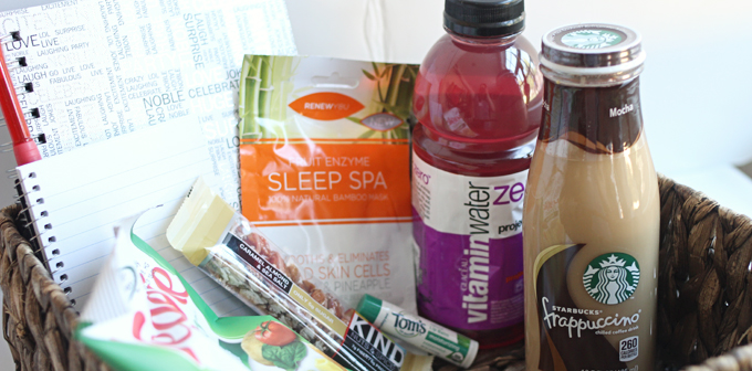 How to Make A Last-Minute New Mommy Survival Kit