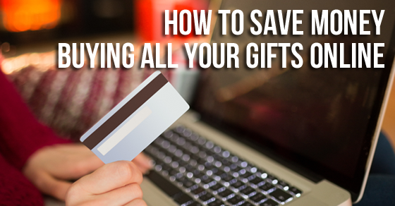 Why You Should Buy All Your Holiday Gifts Online (And How)