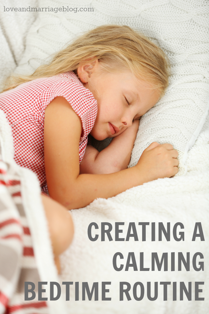 calm bedtime pint