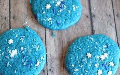 Frozen Inspired Cookies