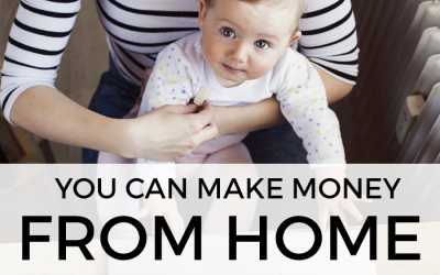 It's time to stop telling yourself you can't make money from home. You can. I'll show you how.
