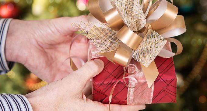 Bad christmas gift from husband