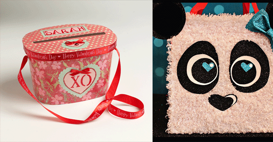 25 valentine mailboxes that are almost too cute to stand - Valentine Mailboxes