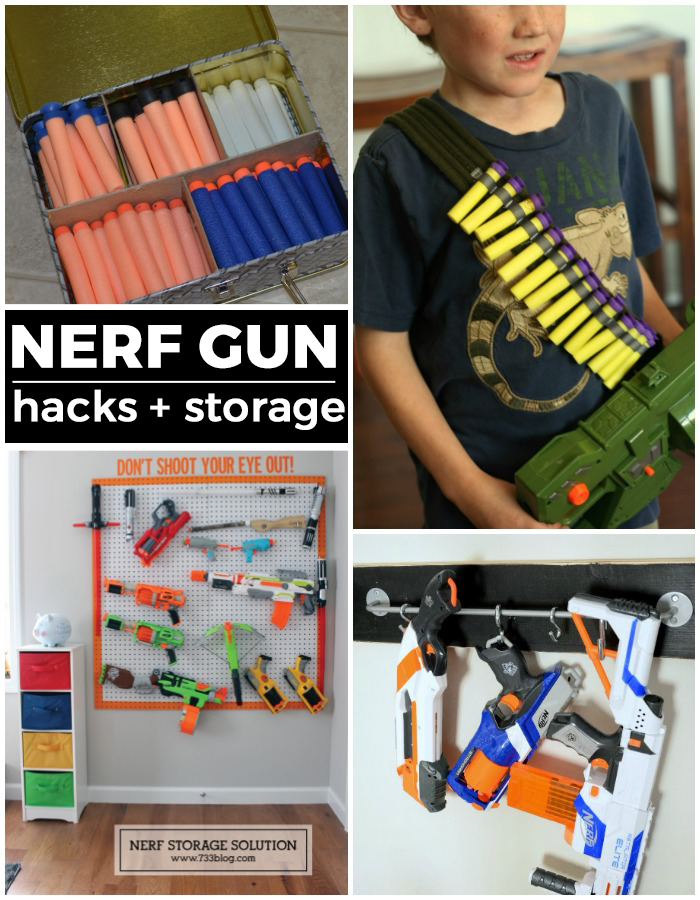 10 Awesome Nerf Gun Hacks