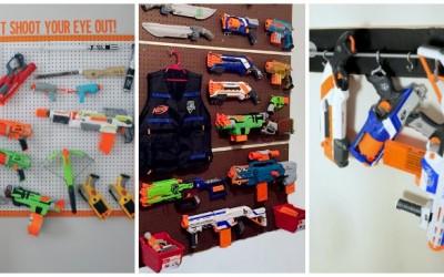 10 Awesome Nerf Gun Hacks