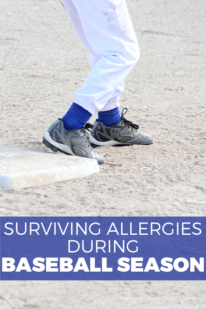 5 Tips for Surviving Allergies During Baseball Season