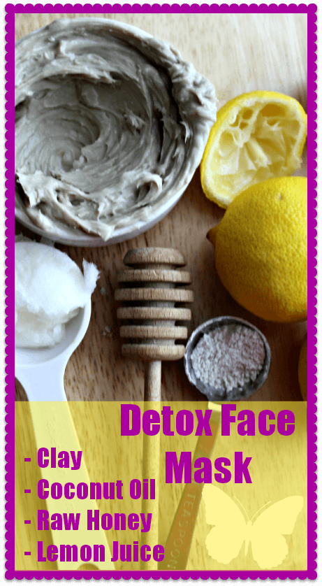 Detox Face Mask DIY