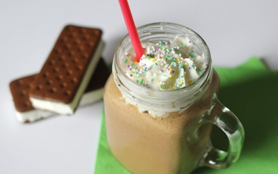 Ice Cream Sandwich Milkshake