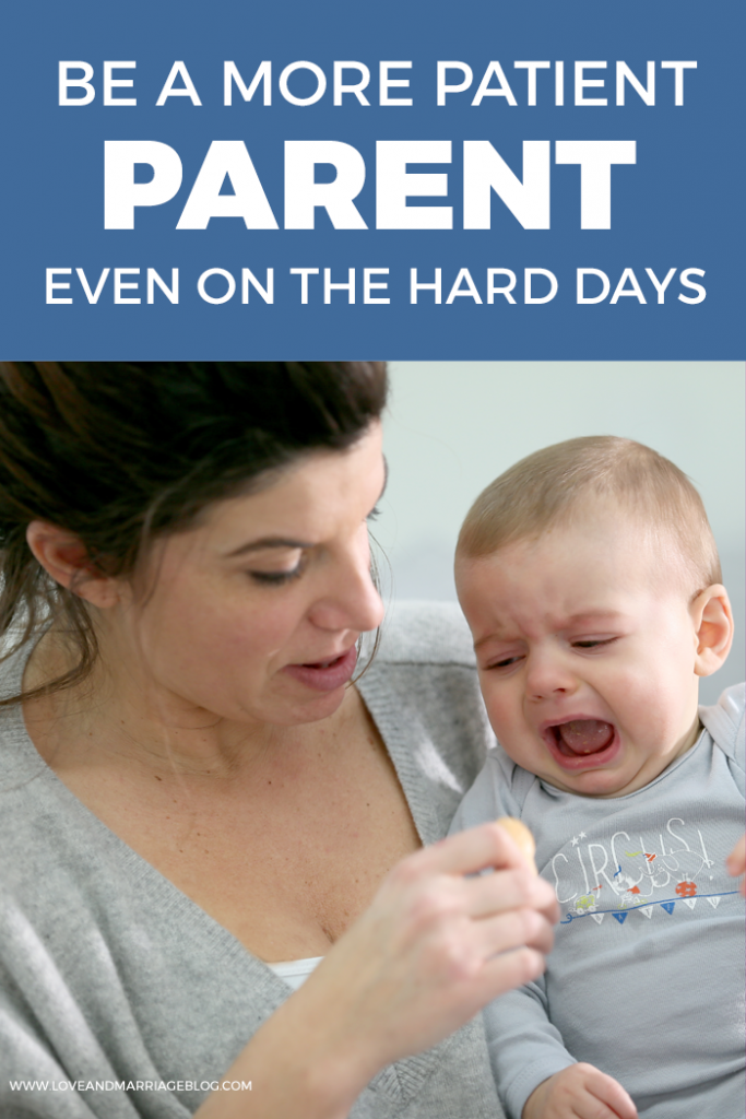 Tips for Keeping Your Patience With Kids