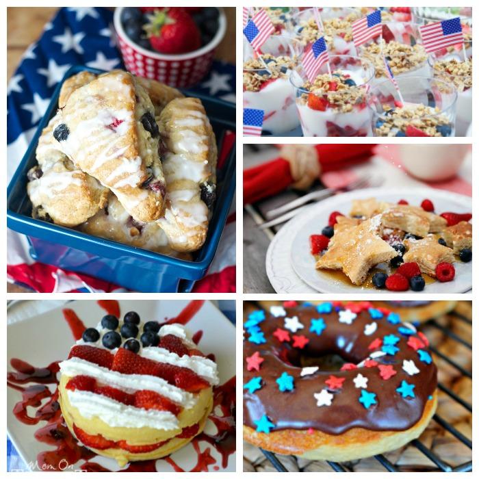10 4th of July Breakfast Ideas
