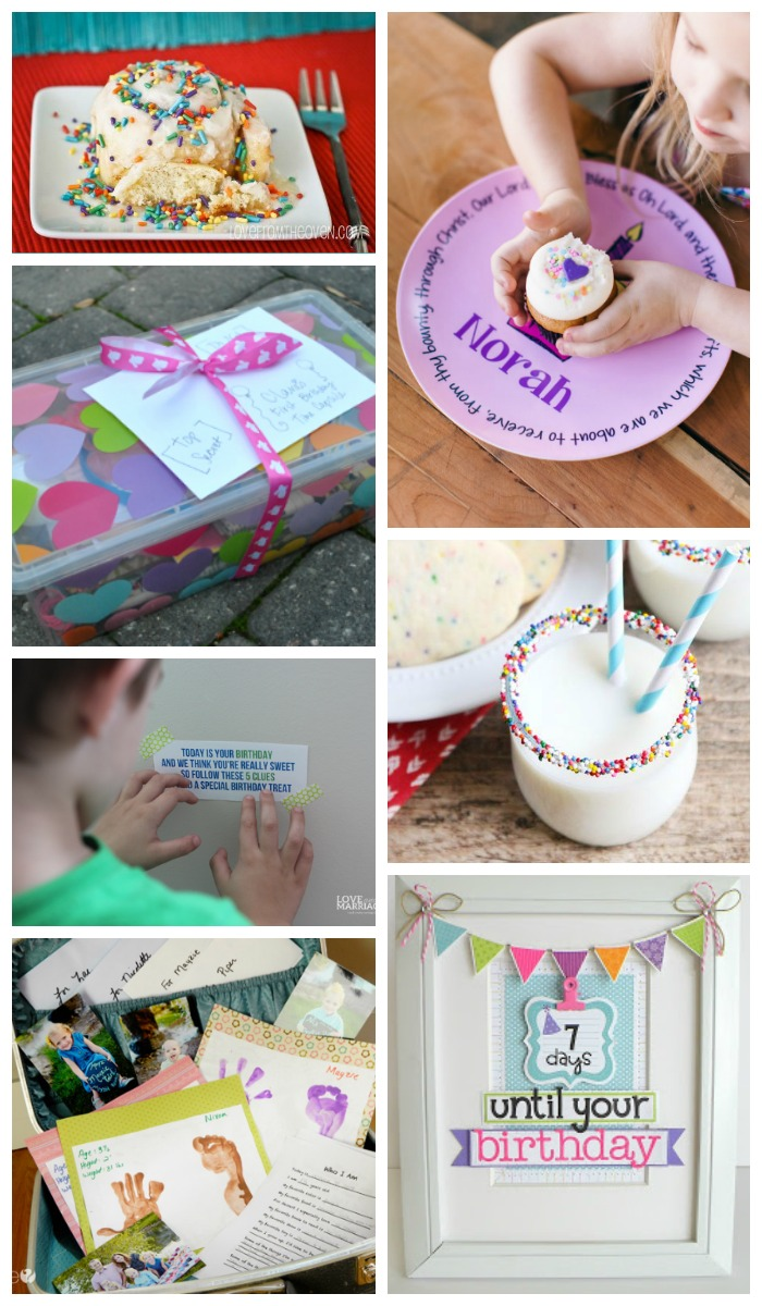 51 Ways to Make Your Kids Birthday Extra Special