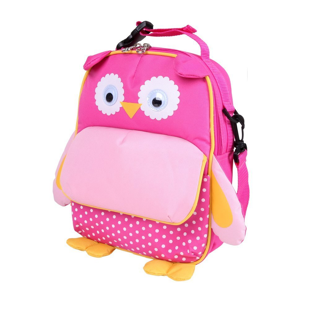 Owl 3-Way Lunch Bag