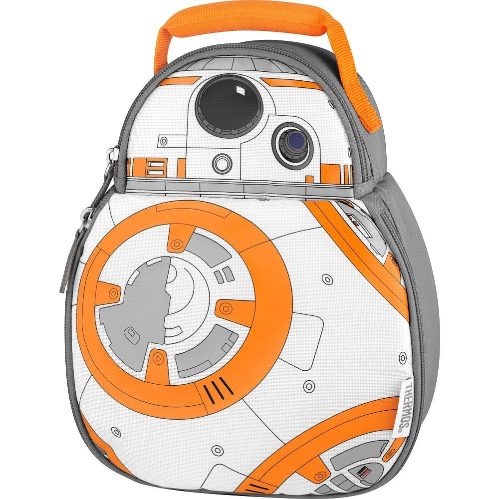 Disney Star Wars Episode 7 BB8 Dual Compartment Lunch Kit
