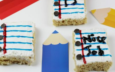 Notebook Rice Krispies