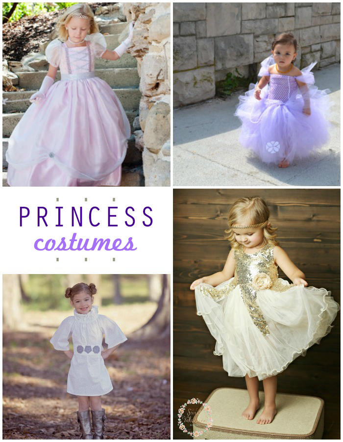 10 Charming Princess Costumes for Halloween & 10 Charming Princess Costumes for Halloween - Love and Marriage