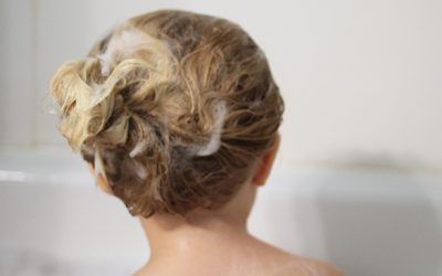 A Simple Holiday Hair Tradition