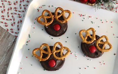 Rudolph Reindeer Oreo's