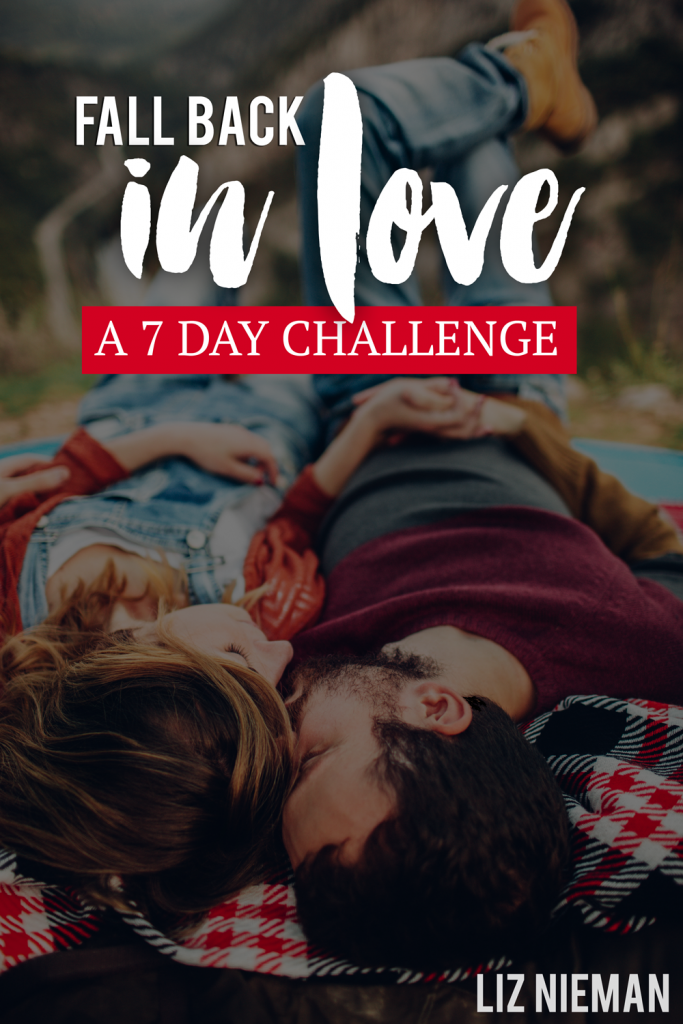 Fall Back In Love - A 7 Day Challenge