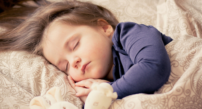 Turns Out Our Kids Sleep Is Even More Important Than We Thought