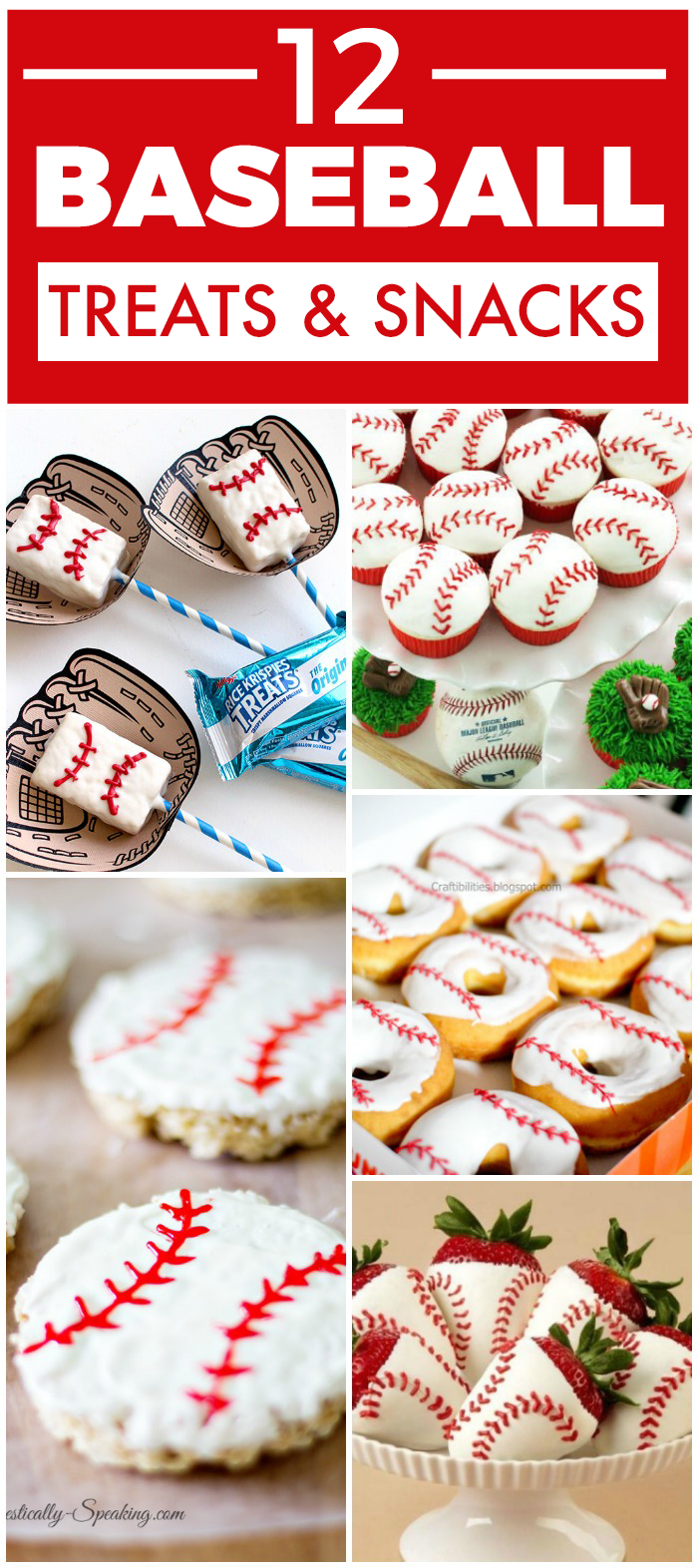 12 Yummy Baseball Snacks & Food