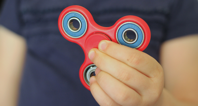 What The Heck Does A Fidget Spinner Do Anyway?