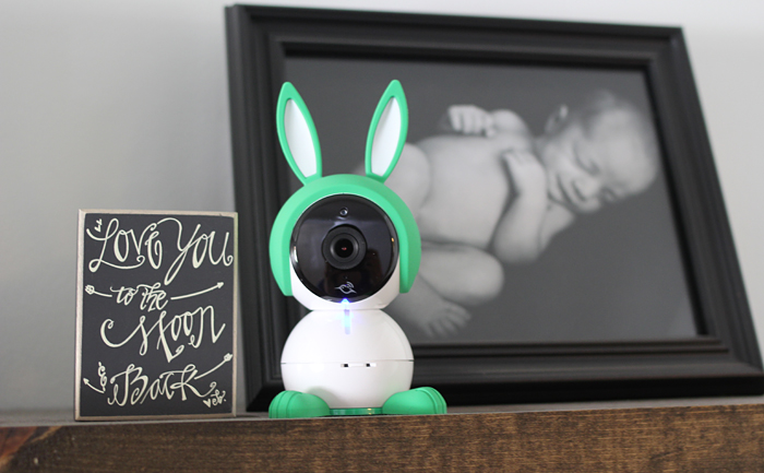 all-in-one smart baby monitoring camera