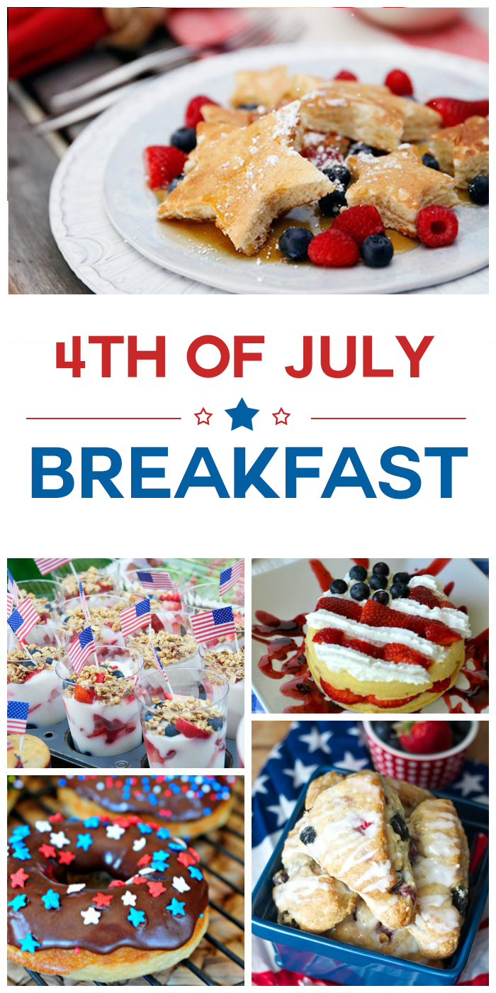 10 4th Of July Breakfast Ideas Love And Marriage