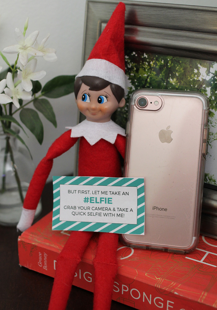photo about Elf on the Shelf Printable named The Epic Elf Upon The Shelf Printables Package for Magical Elf