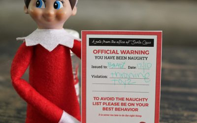 Elf On The Shelf Printable Kit