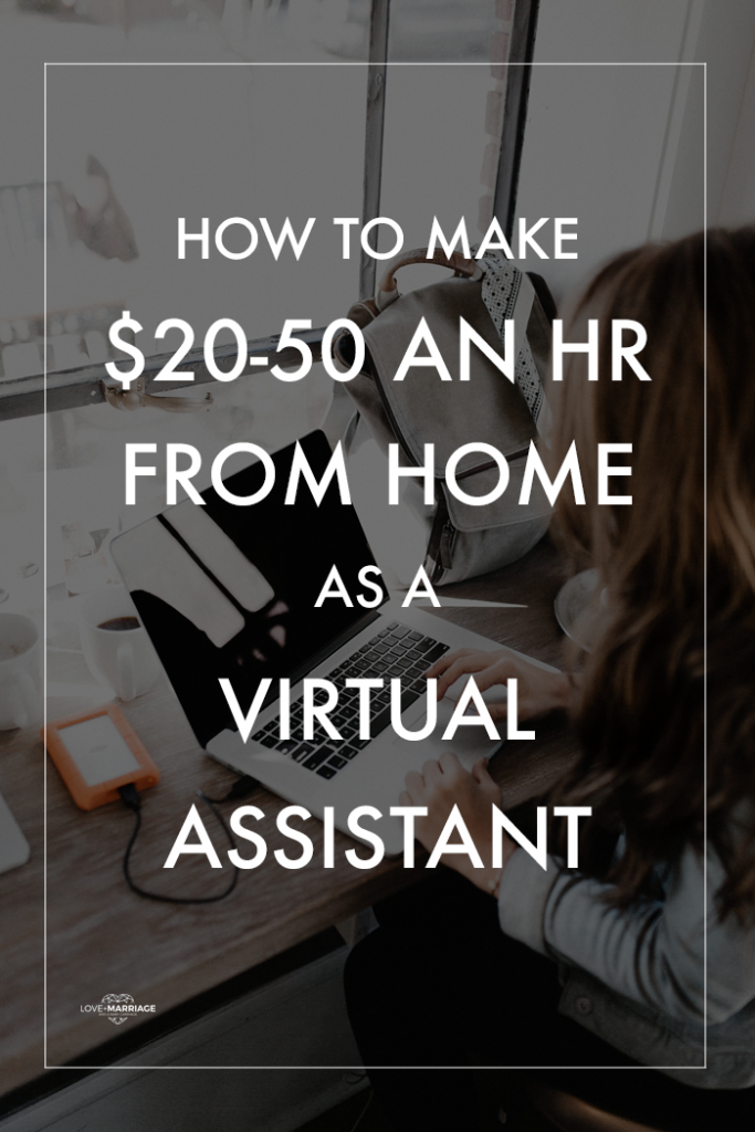 How To Make Good Money From Home As A Virtual Assistant